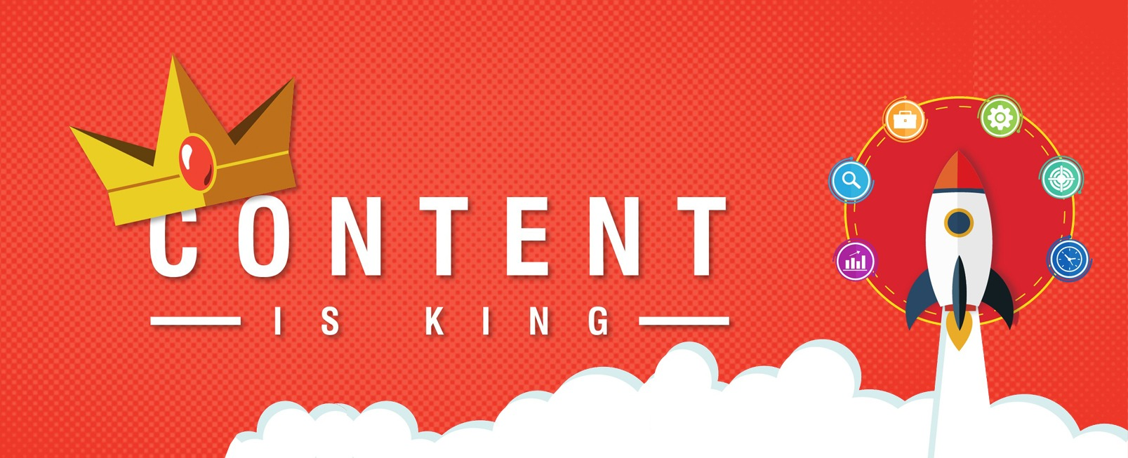 Banner Content is King