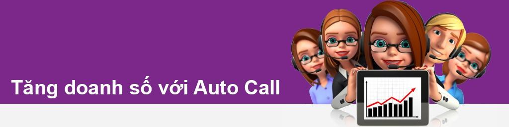 dịch vụ auto call, call auto, Voice Marketing – Gọi tự động