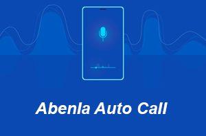 dịch vụ auto call của Abenla